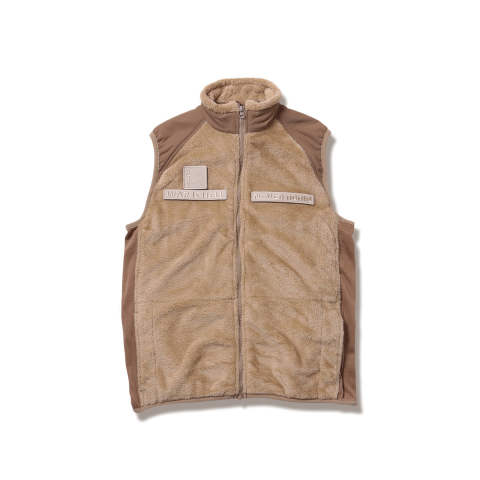 GRIZZLY FLEECE-VEST
