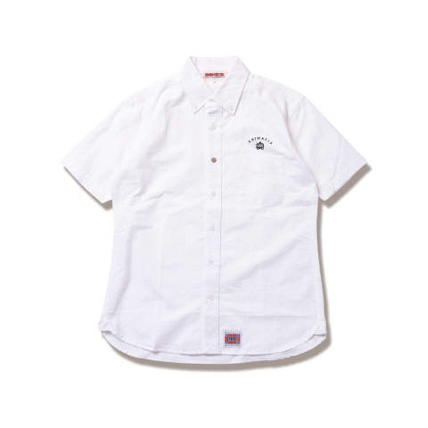 ARROGANT SHIRTS S/S : ROYAL RUSTIC