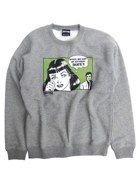 BoyFriend CREW SWEAT