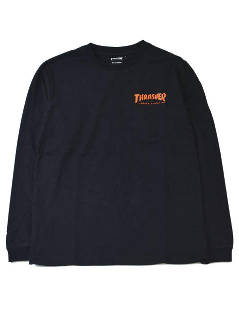 HOMETOWN POCKET L/S T-SHIRT