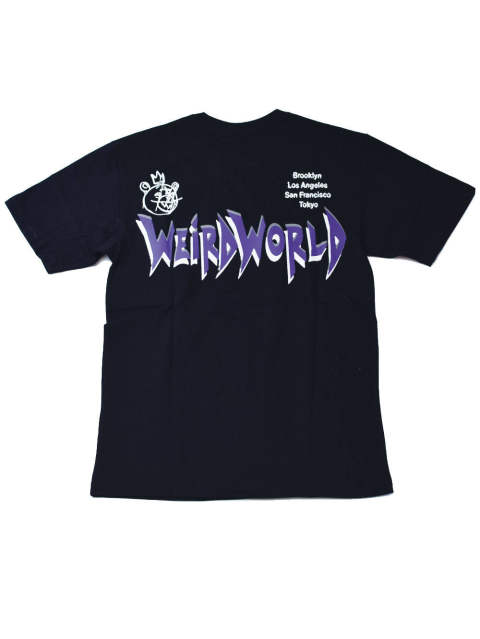 WEIRD WORLD S/S TEE