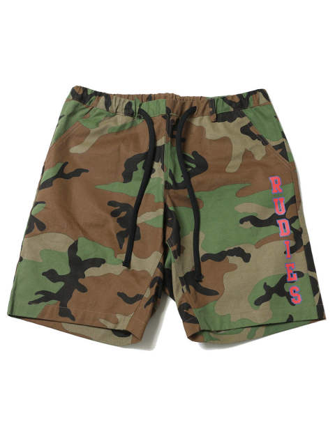 MIGHTY MILITARY-SHORTS