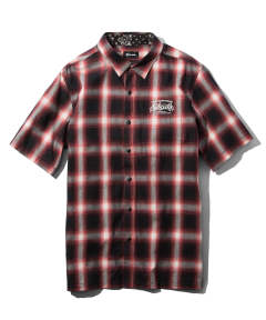 CHECK SHIRT-BABYLON-