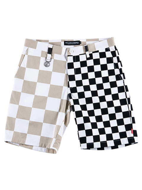 CHECKER-SHORTS