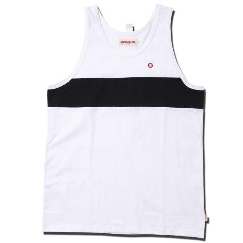 GOLD WEST TANK-Plain