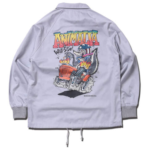 SKUNK FINK COACH-JACKET