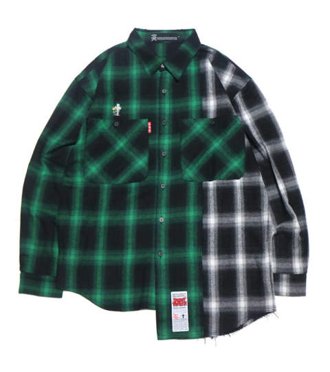 SHABBY CHECK-SHIRTS