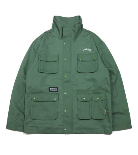 MILITARY-COVERALL