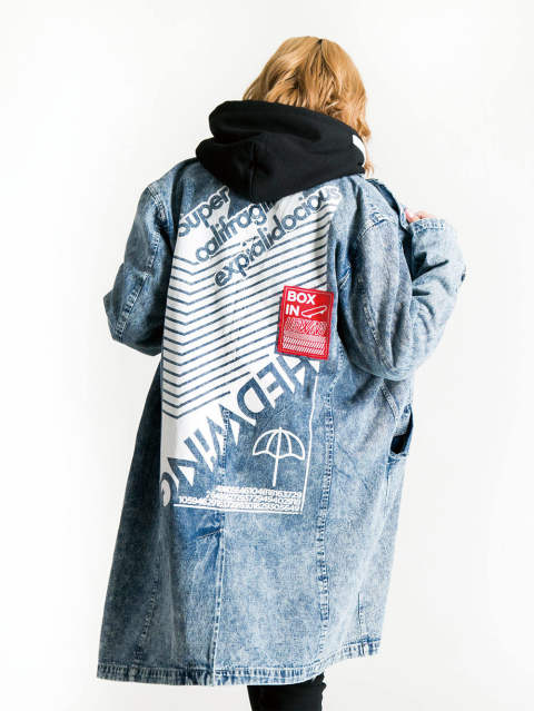 S.C.F.E.D Denim Jacket