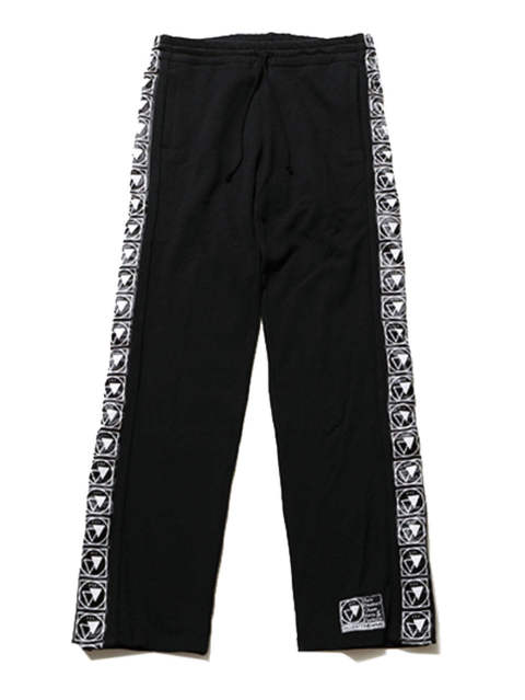 RESULT -Side Snap Track Pants-