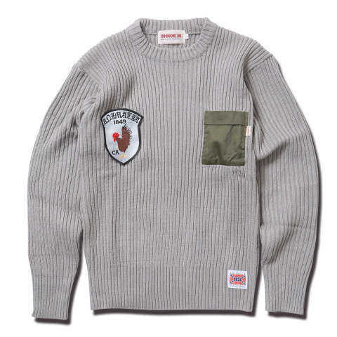 COMMAND KNIT-SWEATER