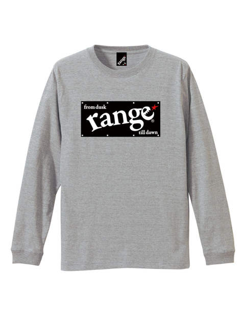 the banner LS tee