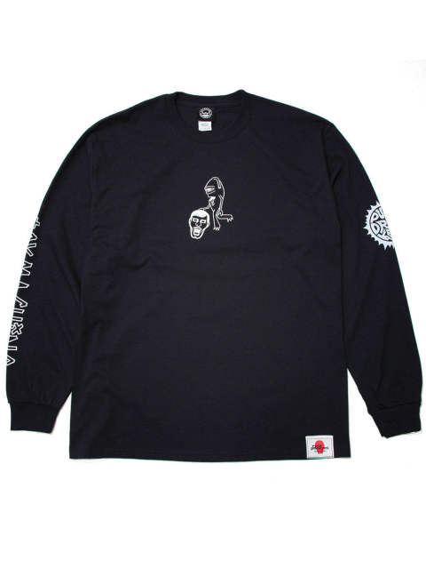[PDSXTOY MACHINE] TOY SECT LONG TEE