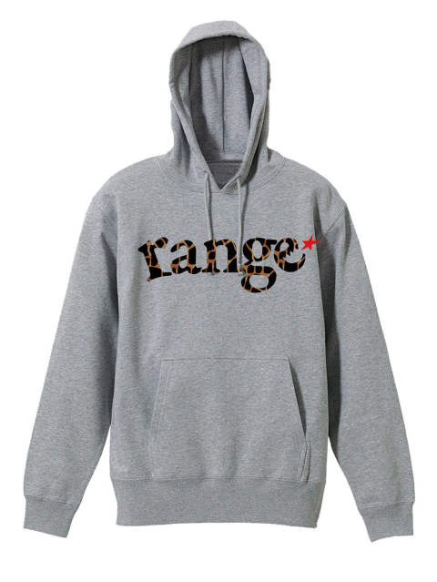 rg ANIMAL LOGO hoody