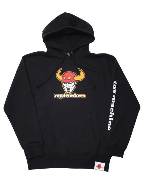 [PDSXTOY MACHINE] TOY DRUNKERS SWEAT PARKA
