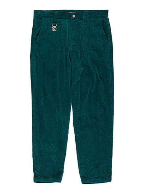 TAPERED CORDUROY-PANTS