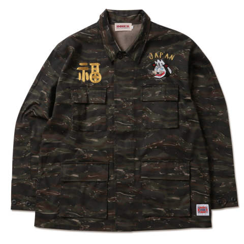 TX-Battle Jacket