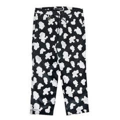 COWCOW WIDE-PANTS