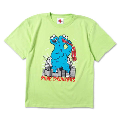 REAL MONSTER.TEE
