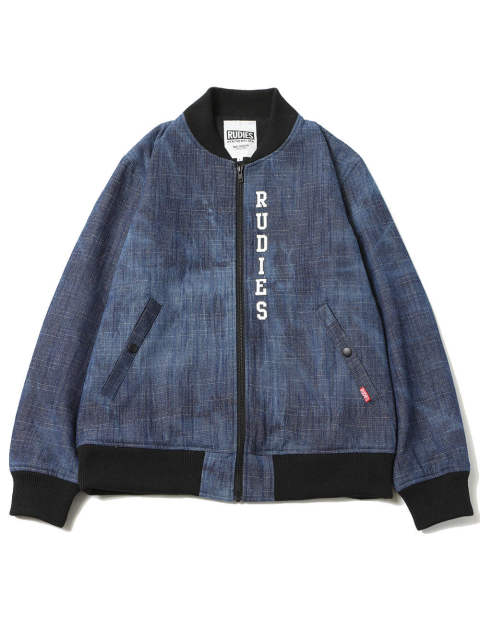 MIGHTY DENIM-BLOUSON
