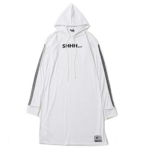 SHHH -Long Length Parka-